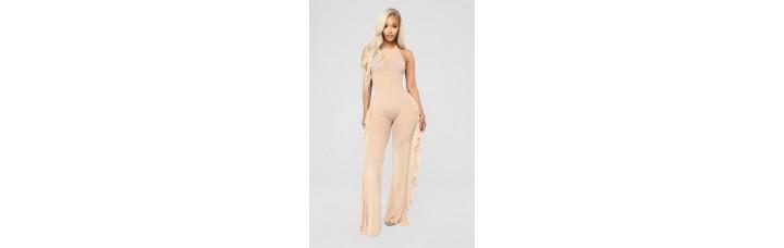 Transparent Whole Bodysuit CECILIA