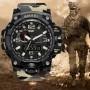 Sport Watch Army Style