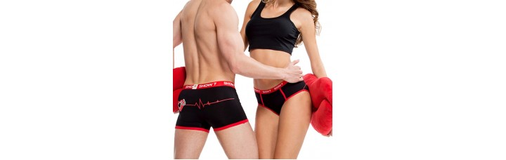 His and Hers Underwears Set for Couples