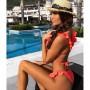 Bikini With Ruffles MELISSA