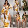 Set Bikini-Beach Dress CASSANDRA