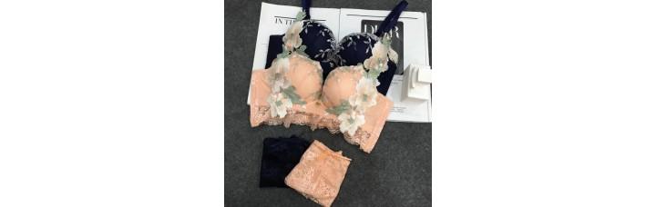 Embroidered Underwear Set Anastasia